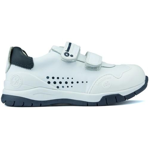 Zapatos Niños Zapatillas bajas Biomecanics ANDY K BLANCO_AZUL