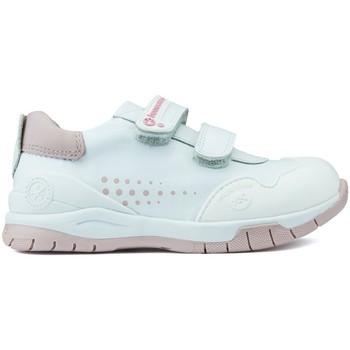 Zapatos Niños Zapatillas bajas Garvalin BIOMECANICS ANDY K BLANCO_ROSA