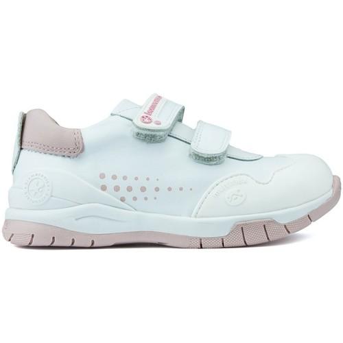 Zapatos Niños Zapatillas bajas Biomecanics ANDY K BLANCO_ROSA