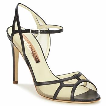 Zapatos Mujer Sandalias Rupert Sanderson TREEN Negro / Beige