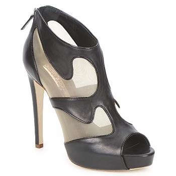 Zapatos Mujer Low boots Rupert Sanderson ORBIT Negro / Beige