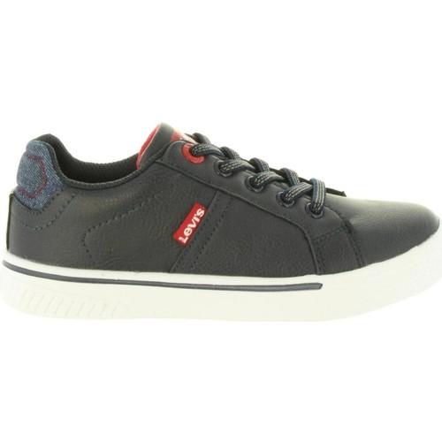 Zapatos Niños Zapatillas bajas Levi's VFUT0020S OPEN Azul