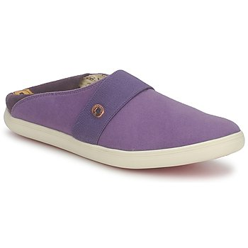 Zapatos Slip on Dragon Sea XIAN TOILE Morado