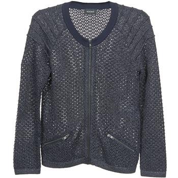 textil Mujer Chaquetas de punto Kookaï TOULIA Marino