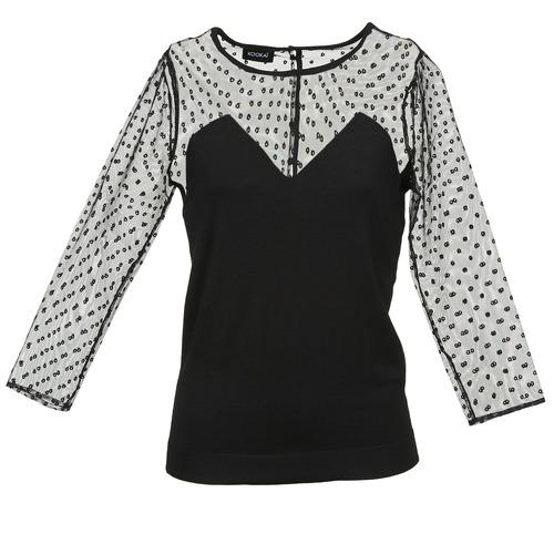 Kookaï FERMULE Negro - Envío gratis   ! - textil jerséis Mujer
