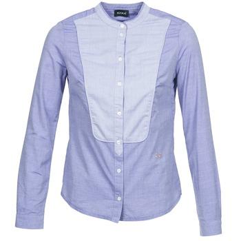 textil Mujer camisas Kookaï BELDOU Azul