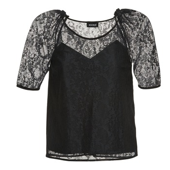 textil Mujer Tops / Blusas Kookaï BASALOUI Negro