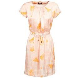 textil Mujer vestidos cortos Kookaï VOULATE Rosa / Amarillo