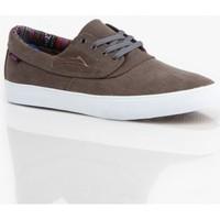 Zapatos Hombre Zapatos de skate Lakai Camby tour smu grey canvas Gris