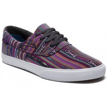 Zapatos Hombre Zapatos de skate Lakai Camby tour smu pattern textile Violet