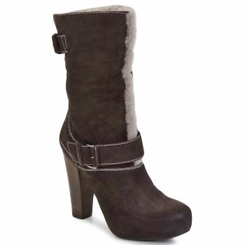 Zapatos Mujer Botines Vic EFARAT Marrón