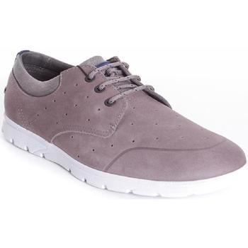 Zapatos Hombre Zapatillas bajas Panama Jack Detroit C3 Gris