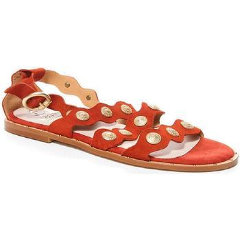 Zapatos Mujer Sandalias Kanna KV8332 Naranja