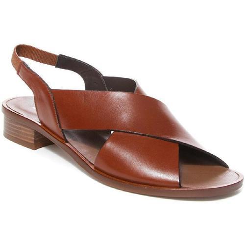 Zapatos Mujer Sandalias Plumers 3840 Beige