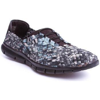 Zapatos Hombre Zapatillas bajas Bernie Mev Victor Verde