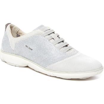 Zapatos Mujer Zapatillas bajas Geox Nebula G Gris