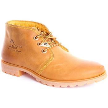 Zapatos Mujer Botines Panama Jack Panama B1 amarillo