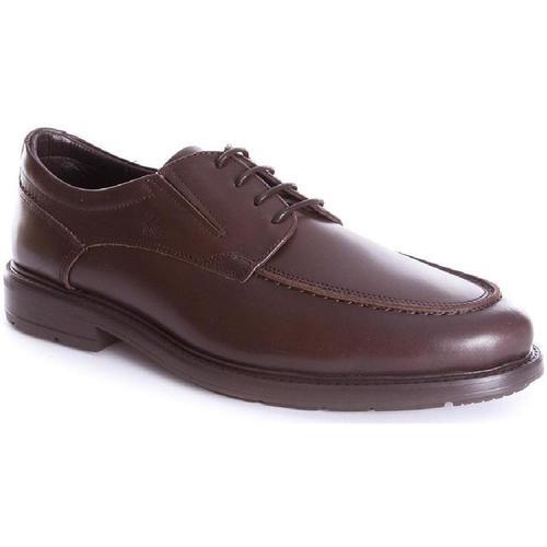 24 Hrs 10250 Marrón - Zapatos Zapatos de trabajo Hombre
