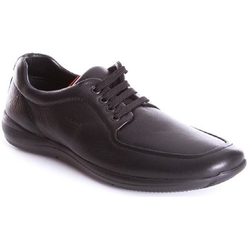 Zapatos Hombre Mocasín Frau 31P6 Negro