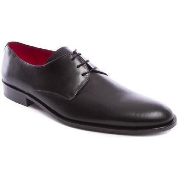 Zapatos Hombre Richelieu Bossi 3686 Negro