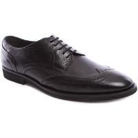 Zapatos Hombre Derbie Frau 33P5 Negro