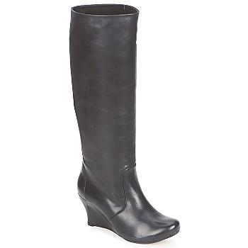 Zapatos Mujer Botas urbanas Vialis GRAVAT Negro
