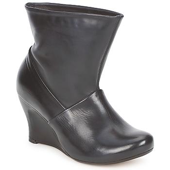 Zapatos Mujer Botines Vialis SILINI Negro