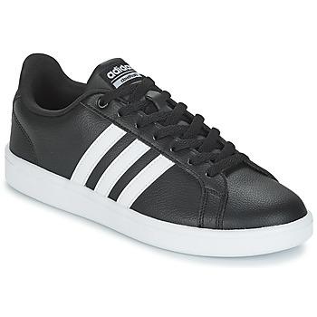 Zapatos Hombre Zapatillas bajas adidas ADVANTAGE MEN Negro
