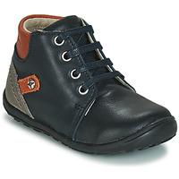 Zapatos Niño Zapatillas altas André BAMBIN Marino