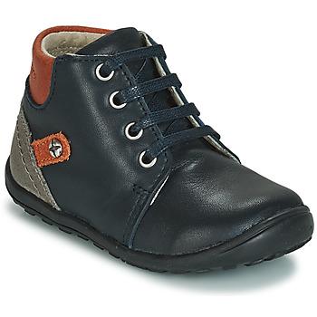 Zapatos Niños Zapatillas altas André BAMBIN Marino