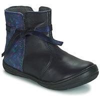 Zapatos Niña Botas de caña baja André FLOTTE Marino