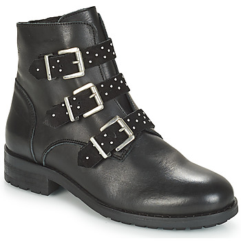 Zapatos Mujer Botas de caña baja André TITUS Negro