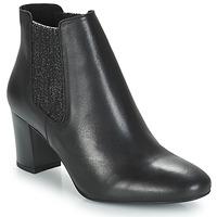 Zapatos Mujer Botas de caña baja André FONDANT Negro