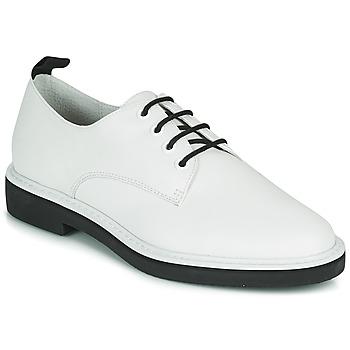 Zapatos Mujer Derbie André TWIST Blanco