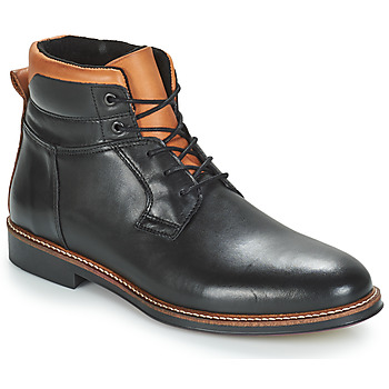 Zapatos Hombre Botas de caña baja André SINTRA Negro