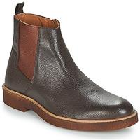 Zapatos Hombre Botas de caña baja André HAWAI Marrón