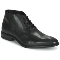 Zapatos Hombre Botas de caña baja André CROWE Negro