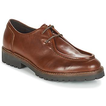 Zapatos Hombre Derbie André VILLETTE Marrón