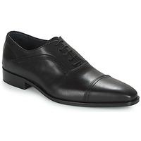 Zapatos Hombre Richelieu André JOHN Negro