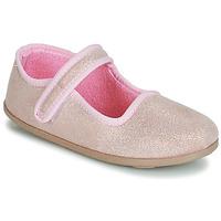 Zapatos Niños Bailarinas-manoletinas André VIOLINE Rosa