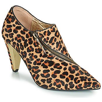 Zapatos Mujer Botines Lola Ramona RAMONA Leopardo