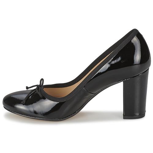 Mujer Zapatos Tacón London Betty Negro Chantevi De QCtrshd