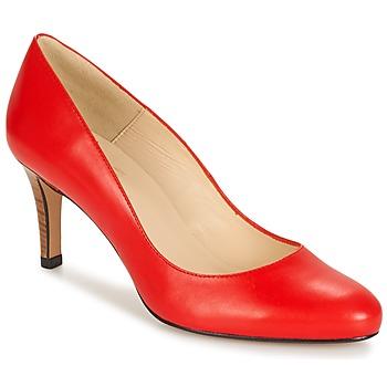 Zapatos Mujer Zapatos de tacón Betty London AMUNTAI Rojo