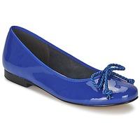 Zapatos Mujer Bailarinas-manoletinas Betty London LIVIANO Marino