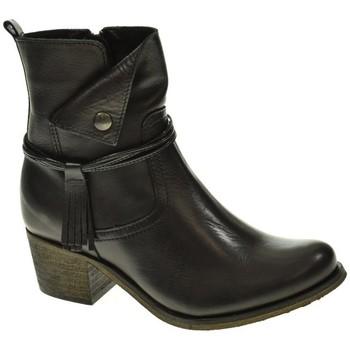 Zapatos Mujer Botines Cumbia BOTIN MUJER  NEGRO Negro