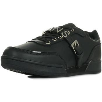 Zapatos Mujer Zapatillas bajas Versace Linea Fondo Book Dis 1 Negro