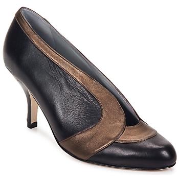 Zapatos Mujer Zapatos de tacón Fred Marzo MADO BOOT Dorado / Bronce