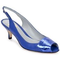 Zapatos Mujer Sandalias Fred Marzo LILI SLING Azul eléctrico