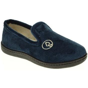 Zapatos Niño Pantuflas Roal 12202 azul