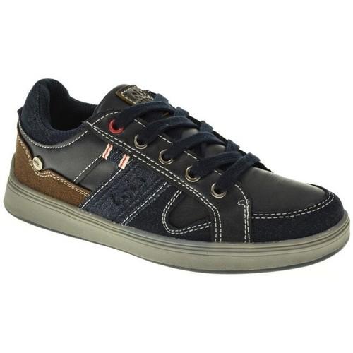 Zapatos Niño Zapatillas bajas Lois 83864 Azul